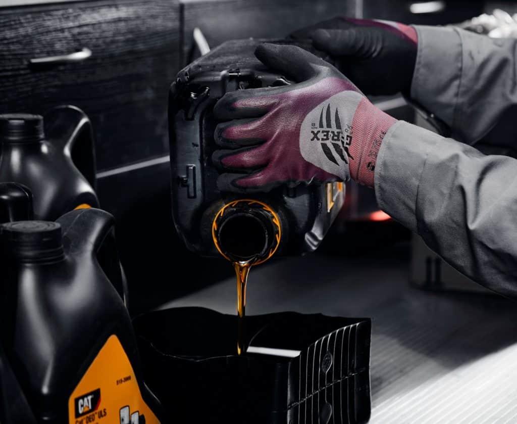 g-rex glove revolution rękawice